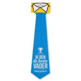 Fun stropdas beste vader