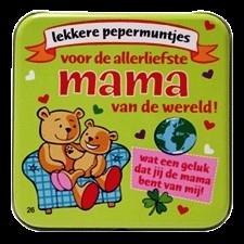 Fun pepermuntjes Allerliefste mama