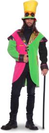 Steampunk neon Jas