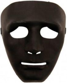 Black Masker Pvc