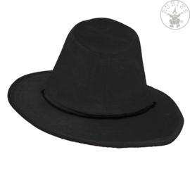 Fashion Cowboyhoed | Zwart
