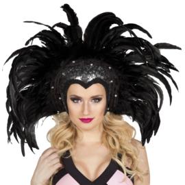 Hoofdtooi showgirl