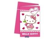 Hello Kitty Uitnodigingen OP = OP