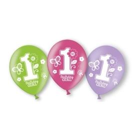 Ballonnen 1ste verjaardag