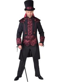 Steampunk victoria kostuum