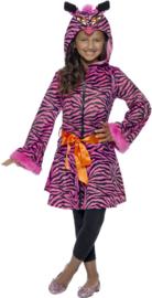 Zebra Sass kostuum