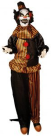 Clown standing deco 170cm
