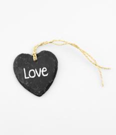 Natuursteen hart love