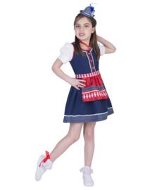 Tiroler dirndl  jurkje kinder