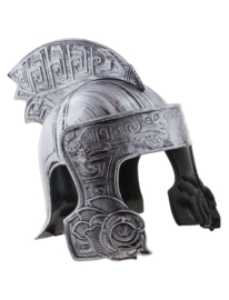 Ridder helm luxe zilver