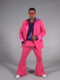 Disco / 70`s kostuum roze