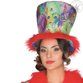 Peacock hoed | Origineel