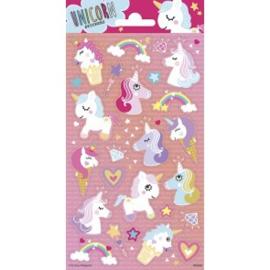 Sticker vel Unicorns