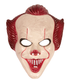 Masker horror clown it