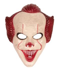 Masker horror clown it