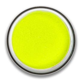 Neon UV geel oogschaduw
