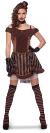 Steampunk jurkje sexy