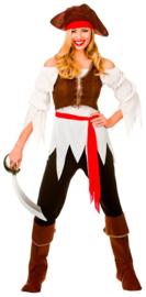 Pirate shipmate kostuum