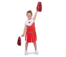 Cheerleader jurkje meisjes