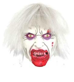 Masker blood zombie