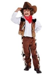 Cowboy kostuum deluxe OP=OP