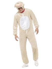 Lammetjes kostuum luxe