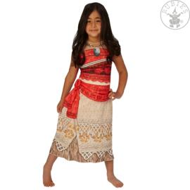 Classic Vaiana jurk kind   licentie