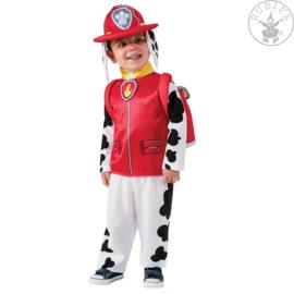 Paw Patrol Marshall kinder kostuum