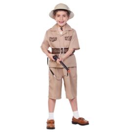 Safari kostuum Roel