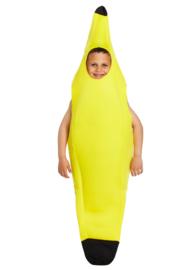 Bananen kostuum kind