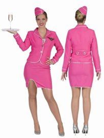 Stewardess Sally jurkje