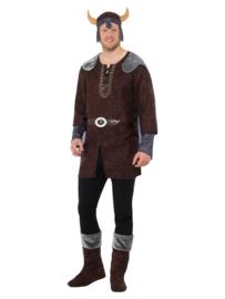 Viking hero kostuum