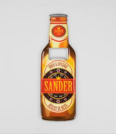 Bieropener Sander