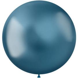 Ballonnen Intense Blue 48cm - 5 stuks