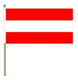 Zwaai vlaggetje Oostenrijk
