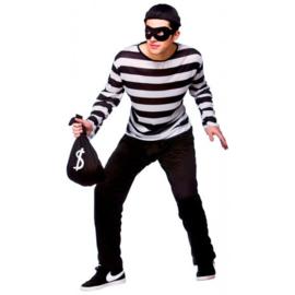 Bankrover kostuum