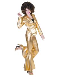 Gouden broek disco fever