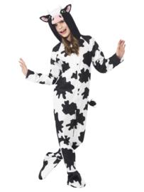 Koeien kostuum kind