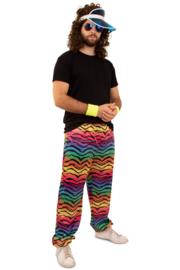 Neon tijger broek origineel