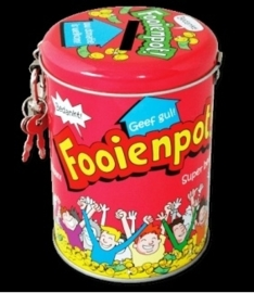 Spaarpot fooienpot