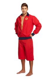 Baywatch Mitch kostuum