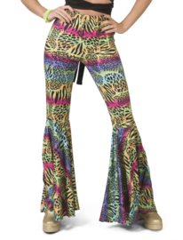 Disco broek urban jungle