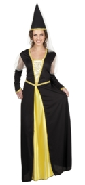 Lady Isolde jurk | jonkvrouw