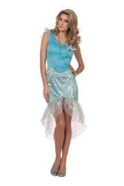 Zeemeermin jurk sexy