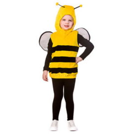 Honing bij bodywarmer