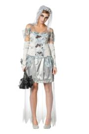 Zombie bruids jurkje
