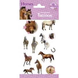 Tattoos Horses