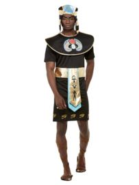 Egyptische konings kostuum