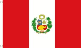 Vlag Peru 90x150