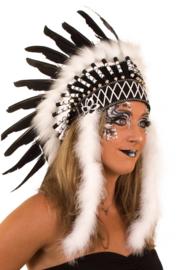 Veren hoofd tooi | Blackfoot indianen